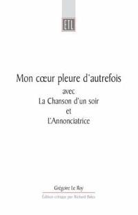 Cover Mon Coeur Pleure D'Autrefois