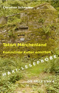 Cover Tatort Märchenland - Kommissar Keller ermittelt