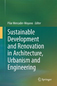 Cover Sustainable Development and Renovation in Architecture, Urbanism and Engineering