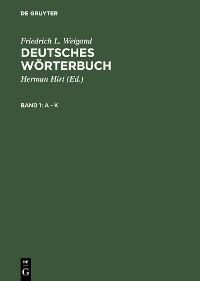 Cover Deutsches Wörterbuch