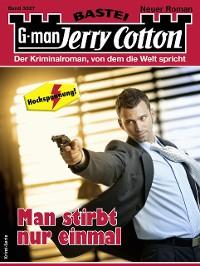 Cover Jerry Cotton 3327 - Krimi-Serie