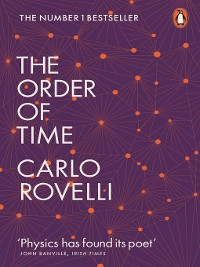 Cover The Order of Time