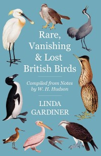 Cover Rare, Vanishing and Lost British Birds - Compiled from Notes by W. H. Hudson