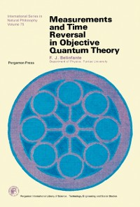 Cover Measurements and Time Reversal in Objective Quantum Theory