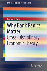 Cover Why Bank Panics Matter