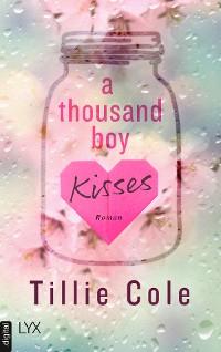 Cover A Thousand Boy Kisses - Poppy und Rune für immer