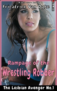 Cover Rampage Of The Wrestling Robber