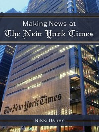 Cover Making News at the New York Times