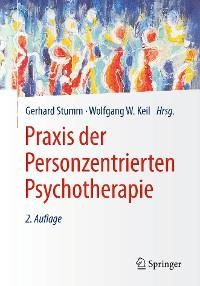 Cover Praxis der Personzentrierten Psychotherapie