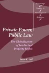 Cover Private Power, Public Law