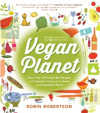 Cover Vegan Planet, Revised Edition