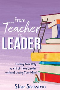 Cover From Teacher to Leader