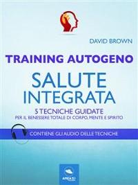 Cover Training Autogeno. Salute integrata