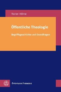 Cover Öffentliche Theologie