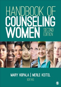 Cover Handbook of Counseling Women