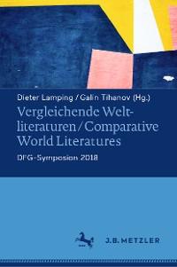 Cover Vergleichende Weltliteraturen / Comparative World Literatures