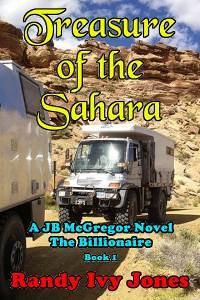 Cover Treasure of the Sahara