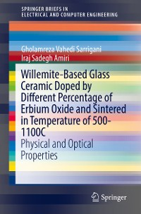 Cover Willemite-Based Glass Ceramic Doped by Different Percentage of Erbium Oxide and Sintered in Temperature of 500-1100C