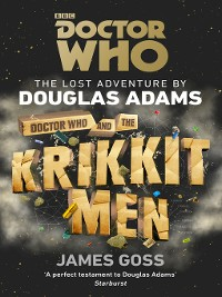 Cover Doctor Who and the Krikkitmen