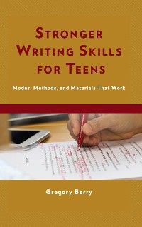 Cover Stronger Writing Skills for Teens