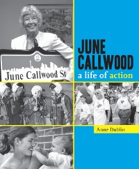 Cover June Callwood