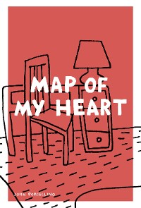 Cover Map of My Heart