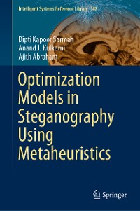 Cover Optimization Models in Steganography Using Metaheuristics