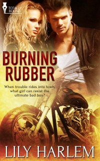 Cover Burning Rubber