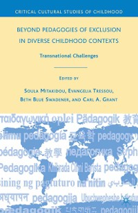 Cover Beyond Pedagogies of Exclusion in Diverse Childhood Contexts