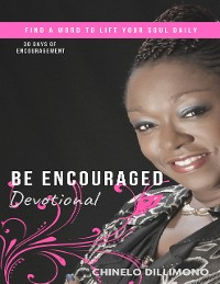 Cover Be Encouraged Devotional