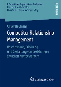Cover Competitor Relationship Management