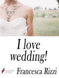 Cover I love wedding!
