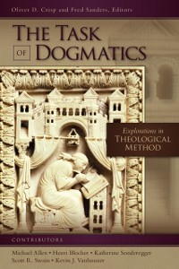 Cover Task of Dogmatics