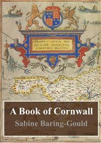 Cover A Book of Cornwall
