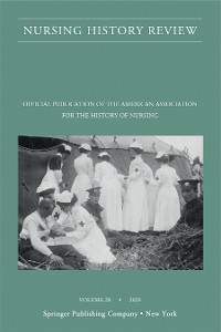 Cover Nursing History Review, Volume 28