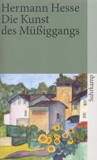 Cover Die Kunst des Müßiggangs