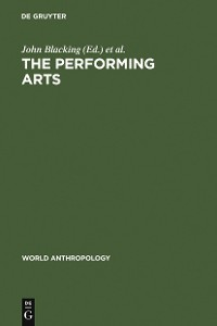 Cover The Performing Arts