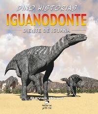 Cover Iguanodonte. Diente de iguana