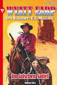 Cover Wyatt Earp 246 – Western