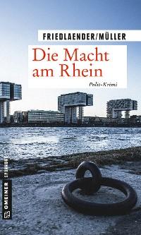 Cover Die Macht am Rhein