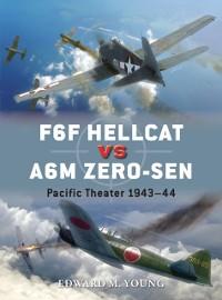 Cover F6F Hellcat vs A6M Zero-sen