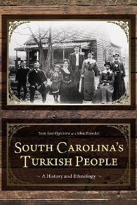 Cover South Carolina's Turkish People