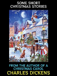 Cover Some Short Christmas Stories
