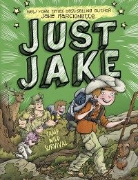 Cover Just Jake: Camp Wild Survival #3