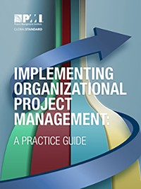 Cover Implementing Organizational Project Management