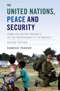 Cover United Nations, Peace and Security