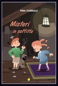 Cover Misteri in soffitta