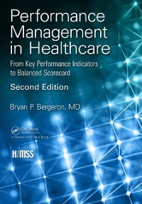Cover Performance Management in Healthcare