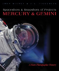 Cover Spaceshots and Snapshots of Projects Mercury and Gemini
