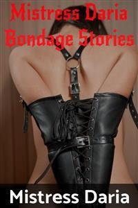 Cover Mistress Daria Bondage Stories